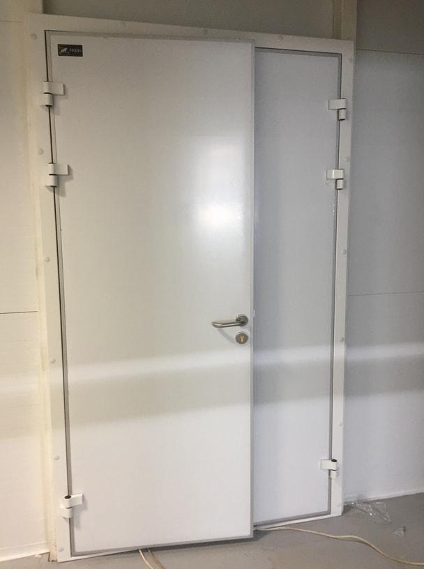 Холодильные двери Алютех в Волгограде.