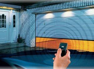 Автоматика для гаражных ворот в Волгограде Алютех