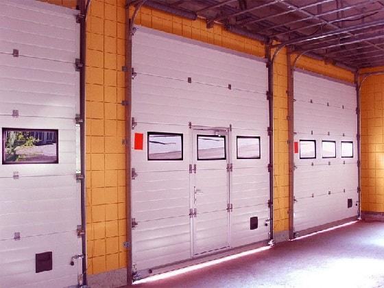 Промышленные ворота в Волгограде - Алютех